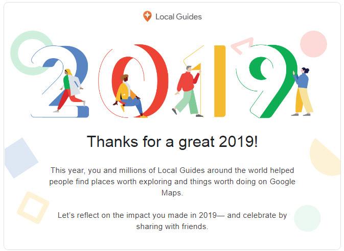 Orange Snowman Local Google Guide 2019