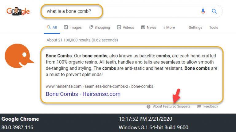 Hairsense- Design & Marketing of Seamless Bone Combs and more! 2