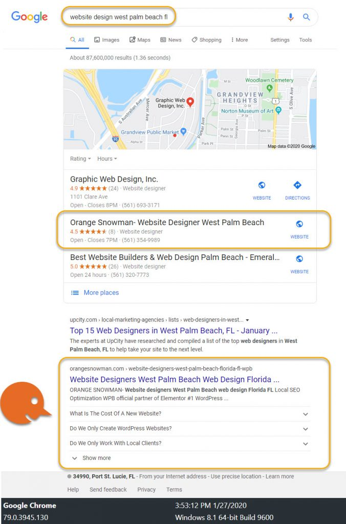 Why Choose Us? Local SEO 10