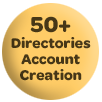 Directory Account Creation