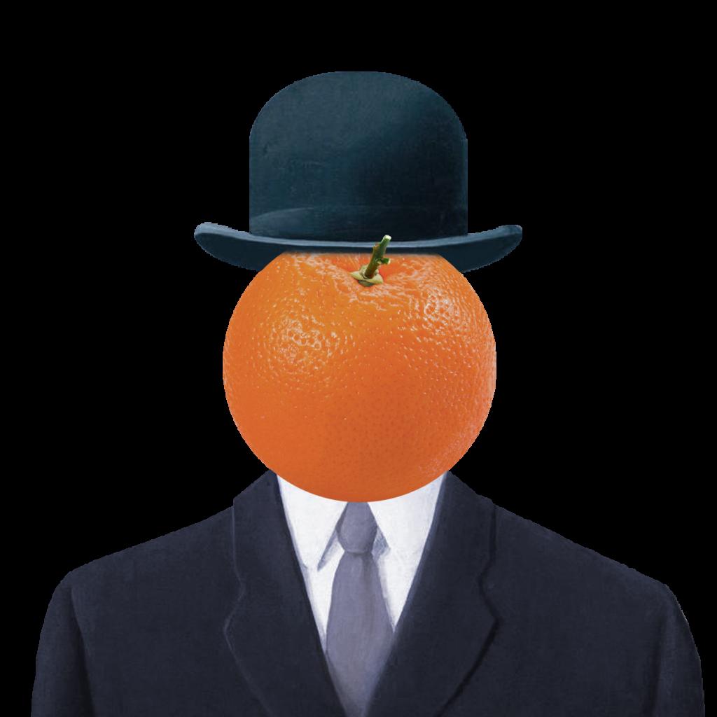 Orange Snowman Creative Designer powered by Elementor