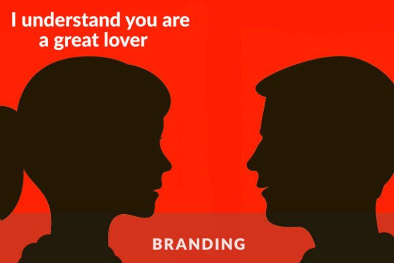 brand branding personal corporate ORANGE SNOWMAN