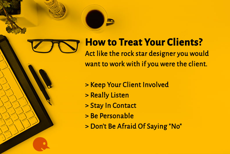 How to treat your design clients professionally UX study