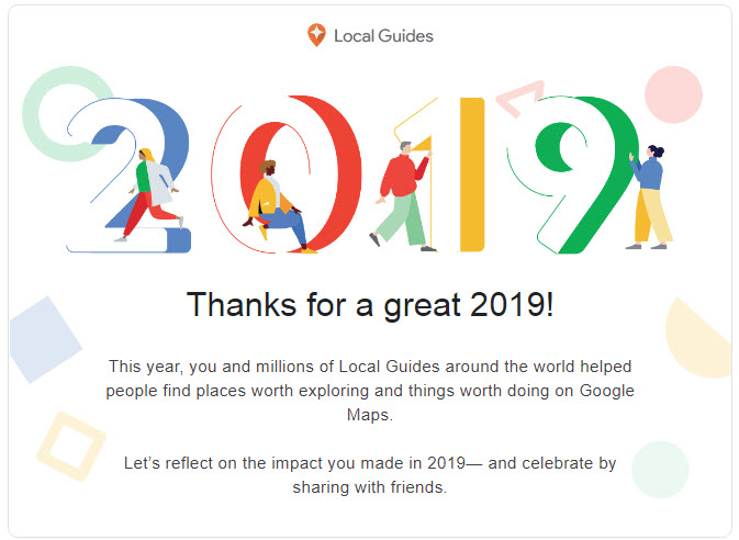 Orange Snowman Local Google Guide 2019