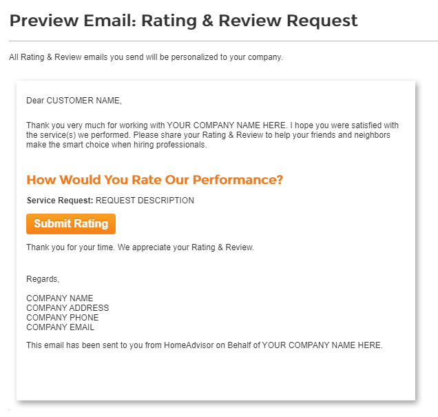 Review Request