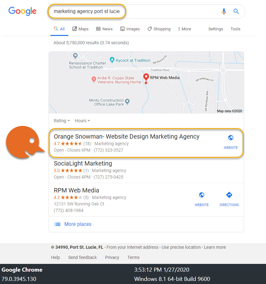 Why Choose Us? Local SEO 6