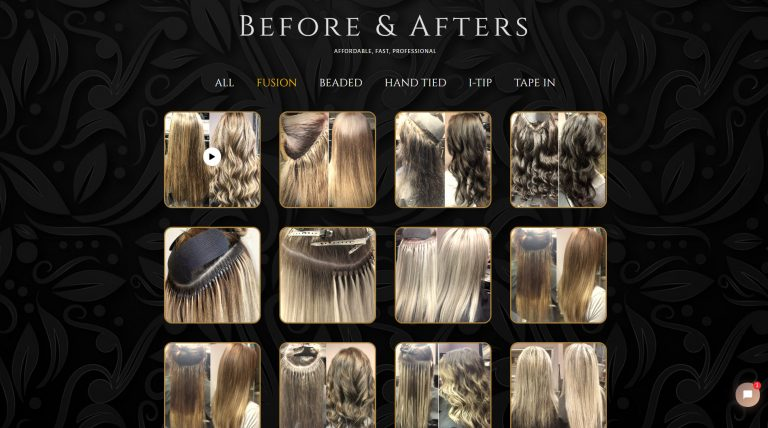 Hair Extensions Online Marketing 64