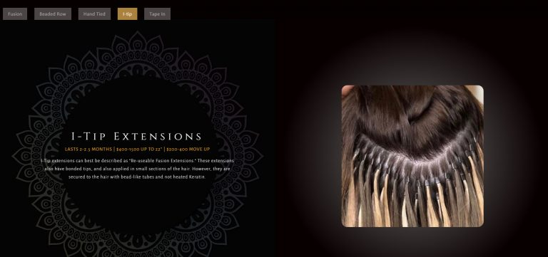 Hair Extensions Online Marketing 66