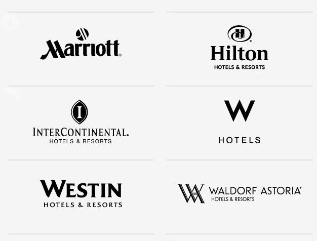 Showcase the brands