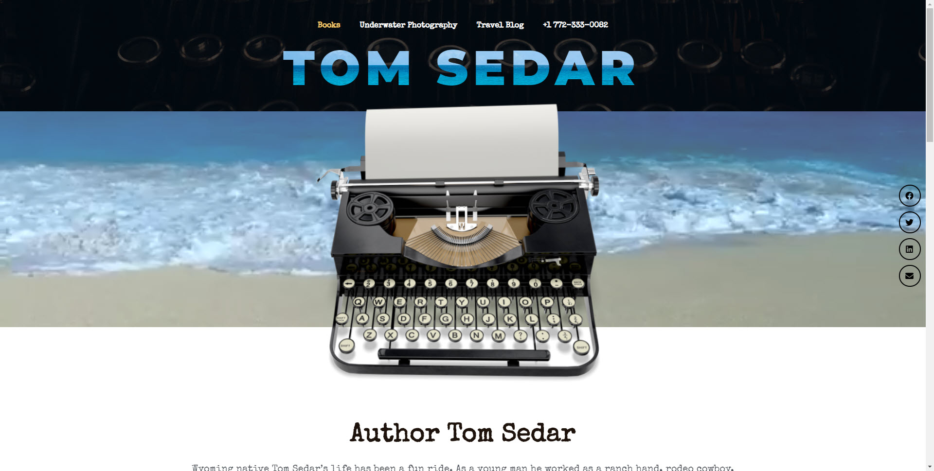 TOM SEDAR- Design & Promotion 9