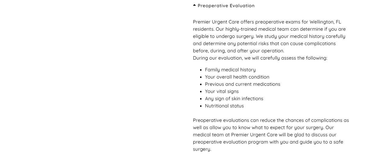 Emergency Care Website Design 39