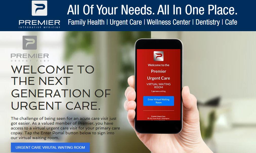 Medical Care Website Design 105