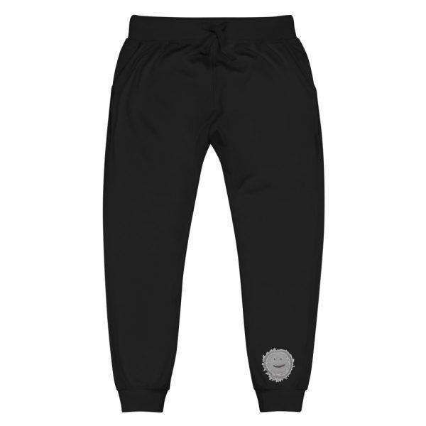 Unisex fleece sweatpants 2